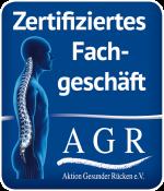 Zertifiziertes Fachgeschäft A G R