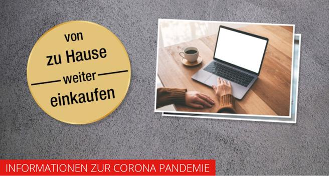 Information zur Corona Pandemie